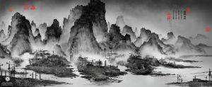 Exposition de Yang Yong Liang à Paris