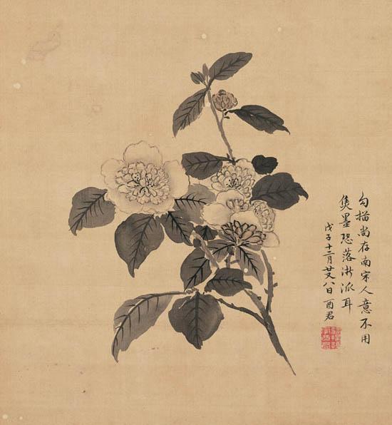 jiang-tingxi-1669-1732-camelia